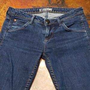 EUC Hudson Straight Leg Jeans Dew Size 26